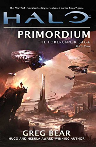 Halo: Primordium: Book Two of the Forerunner Trilogy