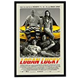 """Black Poster Frame 24x36 Inches, 1.2"""" SnapeZo Profile, Front Loading Quick Poster Change, Wall Mounted, Professional Series"""