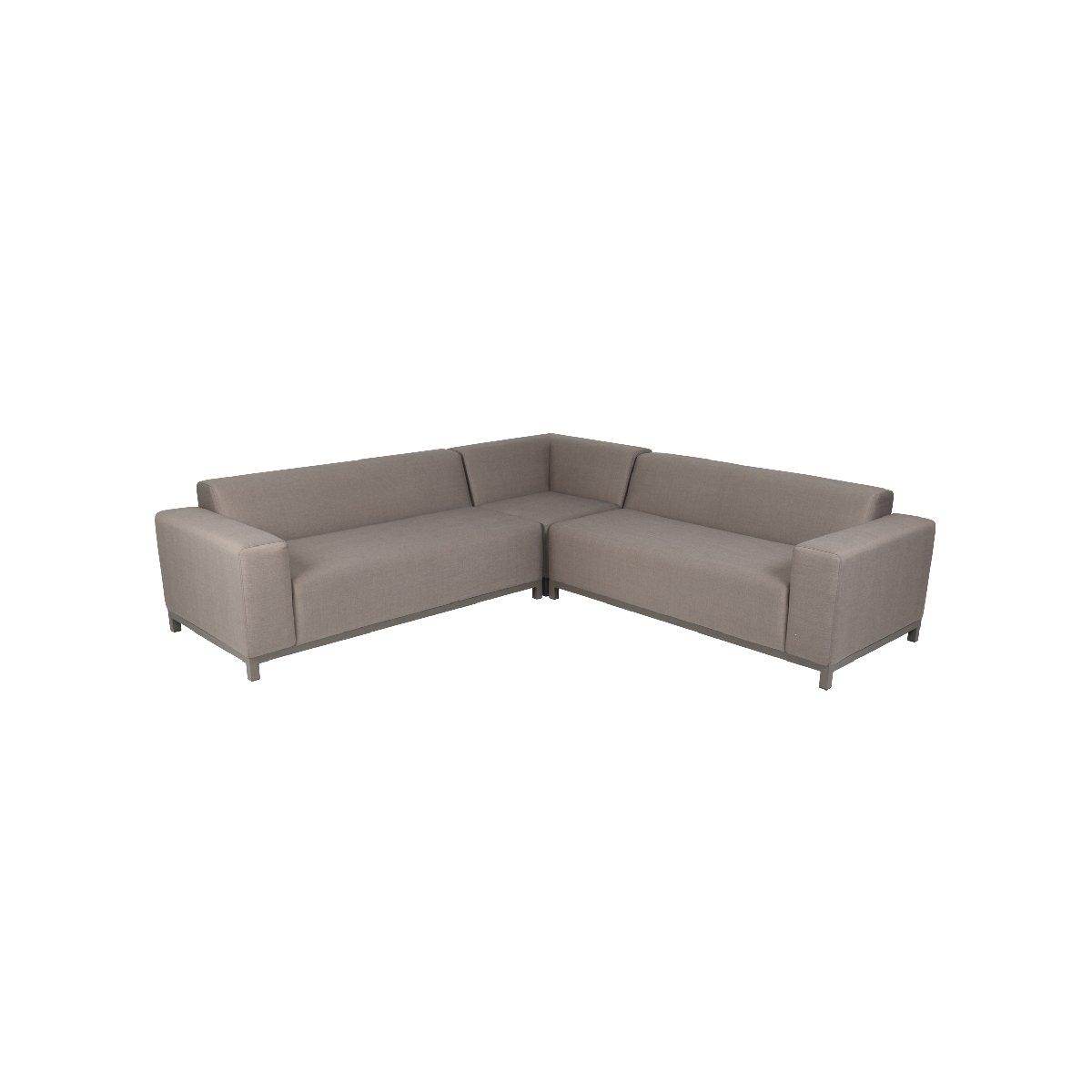 Amazon.de: greemotion Lounge Set Aluminium DALLAS für Outdoor ...