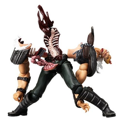 Fist Of The North Star Z 666 Zeed Gang Leader Revoltech