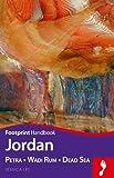 Jordan Handbook: Petra - Wadi Rum - Dead Sea (footprin...