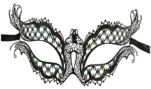 Luxur (Green Masquerade Masks)