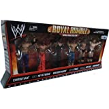 Mattel WWE Wrestling Exclusive Royal Rumble Heritage Collection Action Figure 6Pack Christian, Rey Mysterio, Undertaker, John Cena, Randy Orton, Sheamus by Mattel Toys