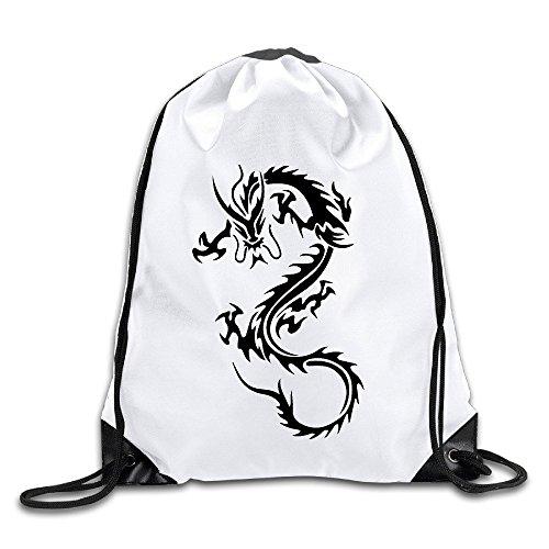 BENZIMM The Dragon Drawstring Backpacks/Bags