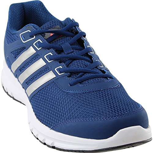 adidas Performance Men's Duramo Lite M Running Shoe Mystery Blue/Metallic/Silver/White 10.5 M US