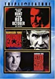 Jack Ryan 3 Pack (The Hunt for Red October / Patriot Games / Clear and Present Danger) by Paramount