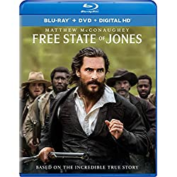 Free State of Jones (Blu-ray + DVD+ Digital HD)