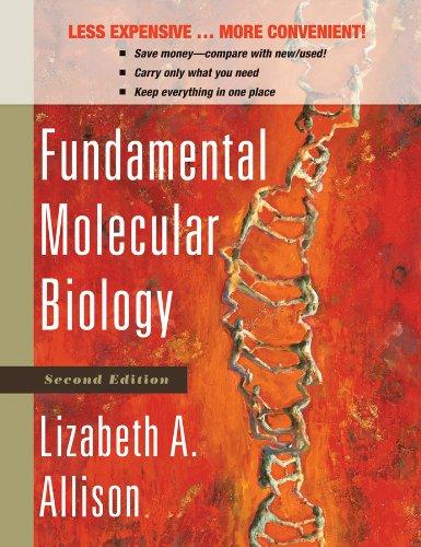 Fundamental Molecular Biology, Binder Ready Version