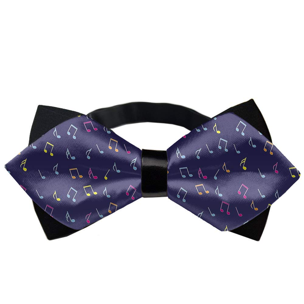Bow Ties For Men Fashion Pre-Tied For Tuxedo Suit Mens Classic Satin Bowties