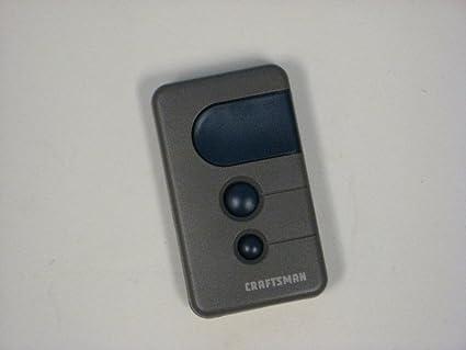 Chamberlain Group Inc 41a5032 Garage Door Opener Remote Control