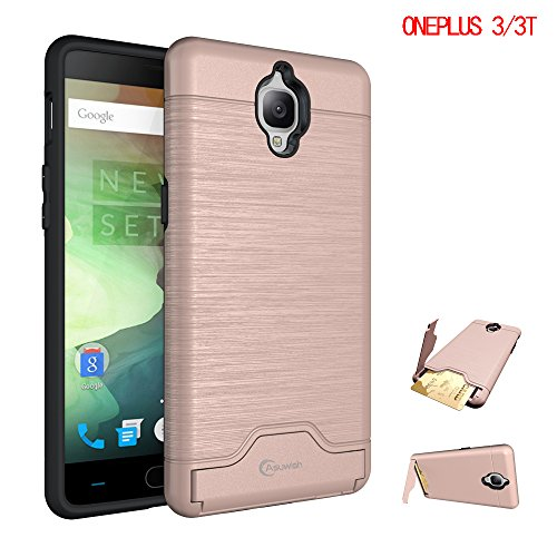 ONEPlus 3 3T Case Phone case with Card Holder...