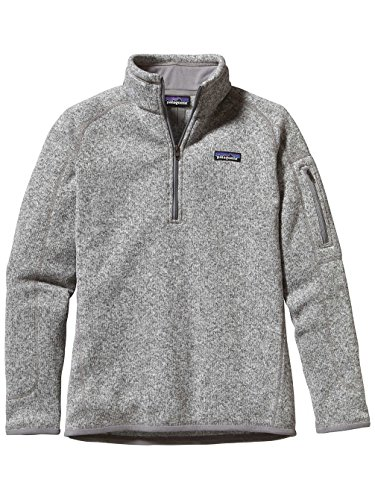 patagonia-womens-sweater-with-1-4-zip-fleece-small-birch-white