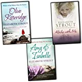img - for Elizabeth Strout 3 Books Collection Pack Set RRP:   26.47 (Abide with Me, Olive Kitteridge, Amy & Isabelle) book / textbook / text book