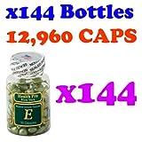Aloe Vera Vitamin E Moisture Complex (90 Capsules) - 144 Pack