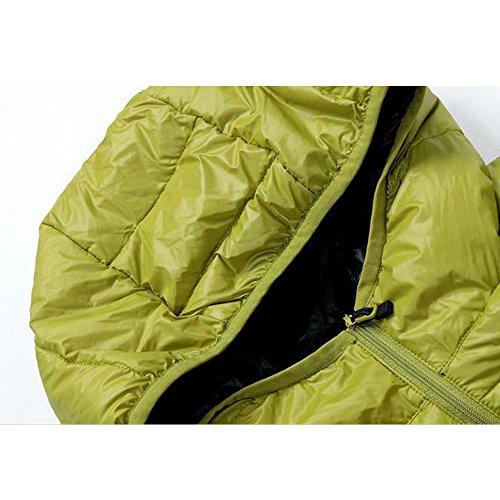 Hoodie Doudoune Blouson Vert Femme Slim Manteau Automne Hiver Parka Wenyujh Avec Jacket Légère Mince Veste Casual Court Fashion Capuche 0CqUd