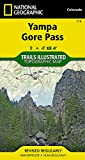 Yampa, Gore Pass (National Geographic Trails Illustrated Map)