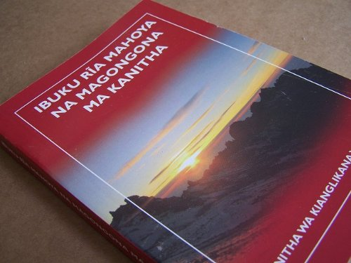 Read Online Ibuku Ria Mahoya Na Magongona Ma Kanitha ebook
