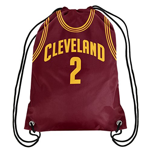 Cleveland Cavaliers Drawstring Backpack Gym Bag   Kyrie Irving  2