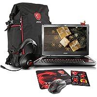 MSI GT83VR TITAN SLI-253 VR-Ready 18.4 Gaming Laptop - Core i7-7920HQ (Kaby Lake), Dual GeForce GTX1070 [SLI], 16GB RAM, 1TB HDD, Win 10 + Gaming Bundle