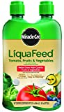 Miracle-Gro LiquaFeed Plant Food (16 oz, Pack of 4)