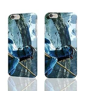 Avatar Custom Diy Unique Image Durable 3D Case Iphone 6 Plus - 5.5 Hard Case Cover