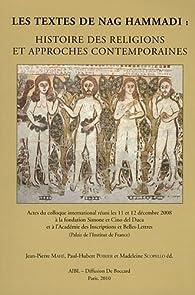 Les textes de Nag Hammadi par Jean-Pierre Mahé