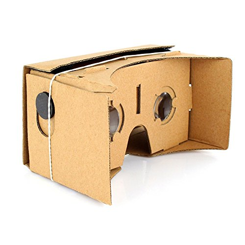 Google Cardboard Valencia Quality 3D VR Virtual Reality Glasses