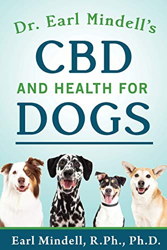 51gYKYLJprL - Dr. Earl Mindell's CBD and Health for Dogs