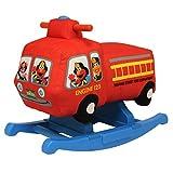 Sesame Street Rocking Fire Truck