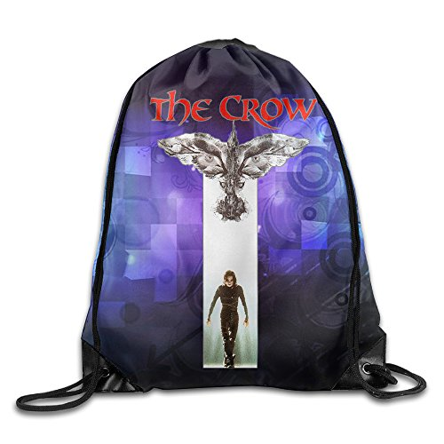 LOKIKA The Crow Movie Sackpack Team Training Gymsack For Sale