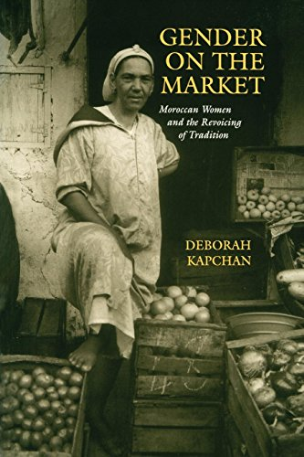 Gender on the Market: Moroccan Women and the Revoicing of Tradition (New Cultural Studies Series)