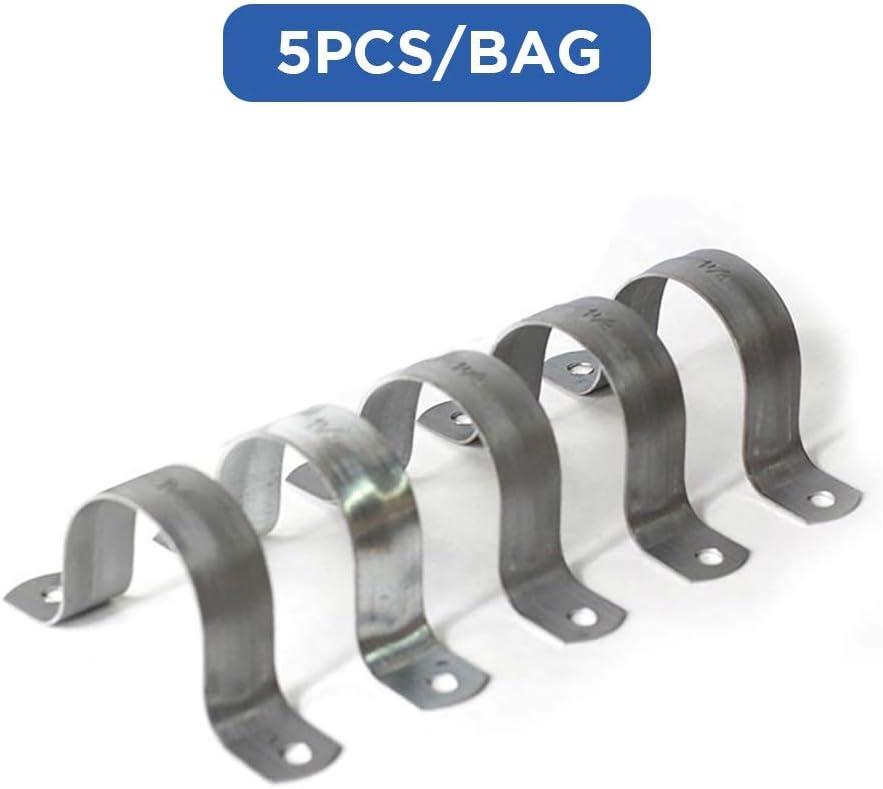 PrimeX 90290 2 Inch Galv Pipe Strap 5//Bag
