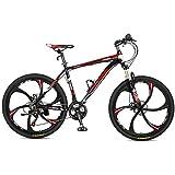 "Merax Finiss 26"" Aluminum 21 Speed Mg Alloy Wheel Mountain Bike"
