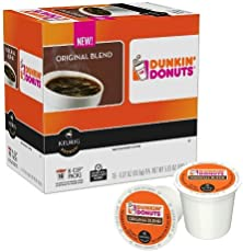 dunkin donuts original flavor coffee kcups for keurig k cup brewers - Cheapest K Cups