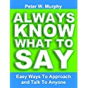 Always Know What To Say -