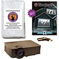 AtmosFearFX Shadows1 Compilation Video - 1900 Lumen Projector Kit on USB. Includes effects from Bone Chillers, Shades of Evil, Night Stalkers, Zombie Invasion & Tricks & Treats