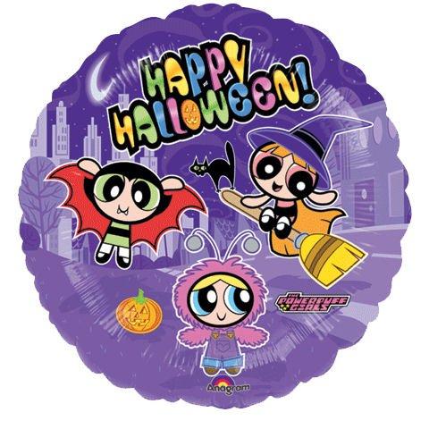 (Powerpuff Girls Happy Halloween 18