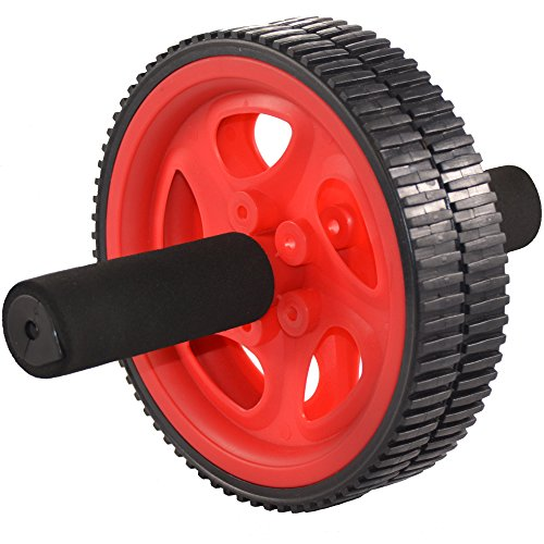 ACF Ab Roller for Abdominal Exercise - Best Ab Power Wheel for Strengthening Core by Amazing Core Fitness