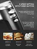 Hand Mixer Electric 6 Speed Plus Turbo Handheld