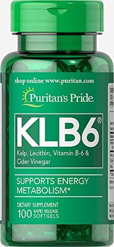 (Puritan's Pride KLB6 Kelp Complex-100)