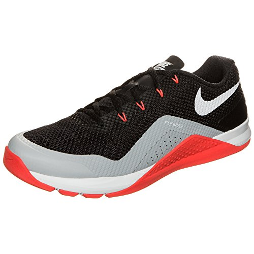 Repper DSX Grey Homme Metcon Multicolore Bright de Nike Black 003 Wolf Crimson Chaussures White Fitness 5wZqEB