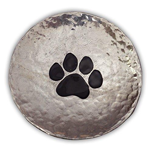 paw print dog dish - 8
