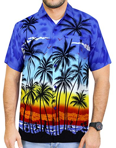 Leela Hawaiian Shirt Sleeve Front Pocket product image