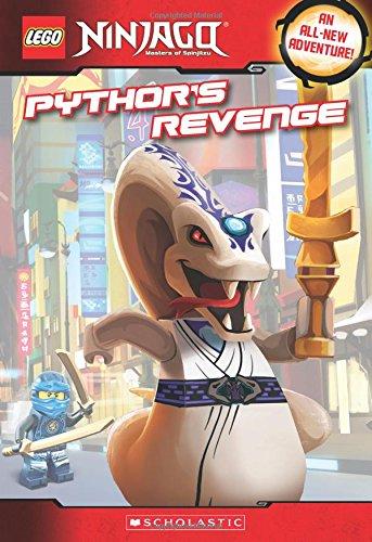 Pythor's Revenge (LEGO Ninjago: Chapter Book) Paperback – January 31, 2017