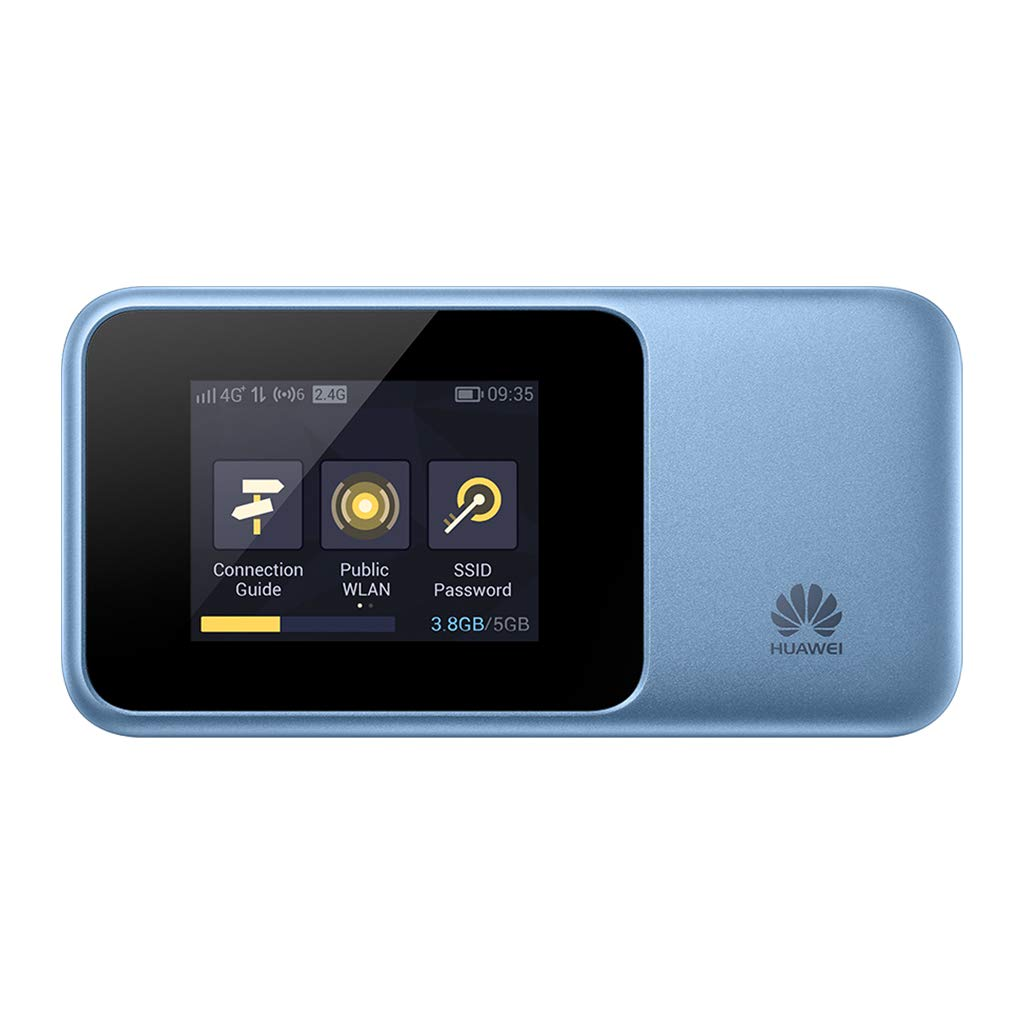 Huawei E5788u-96a 1Gbps 4G Cat 16 LTE Advanced Mobile WiFi (4G Advanced LTE Globally - Americas, Europe, Asia, Middle East, Africa) by HUAWEI