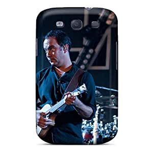 Anti-Scratch Hard Cell-phone Case For Samsung Galaxy S3 (NhR7212KiDn) Custom Colorful Dave Matthews Band Image