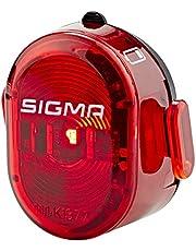 Sigma Sport NUGGET II fietsverlichting, rood, één maat