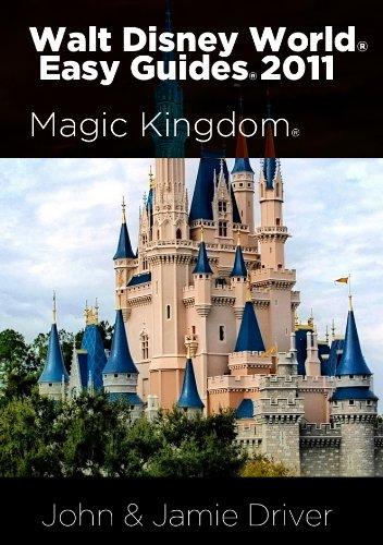 Disney World Easy Guides: Magic - Kingdom Hours Magic Orlando
