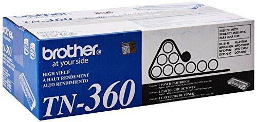 Brother TN360 Yield Toner Cartridge