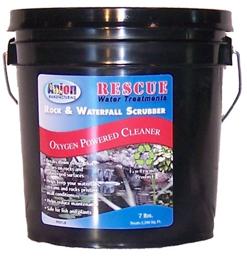 Anjon Manufacturing RRS7LB Rescue Rock Scrubber - 7 Pounds